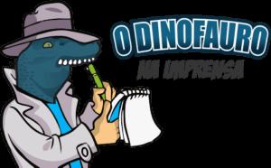 dinofauro na imprensa